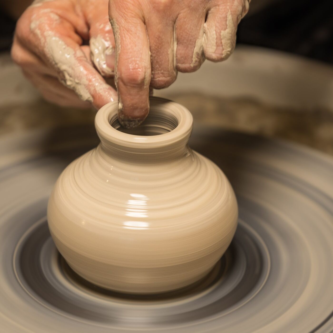 21. Centering Clay feat. Laurie Childers