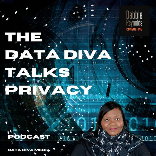 """The Data Diva"" Talks Privacy Podcast Podcast Artwork Image"