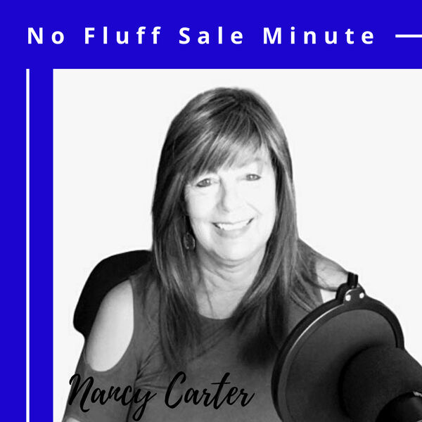 The No Fluff Sales Minute Podcast Artwork Image