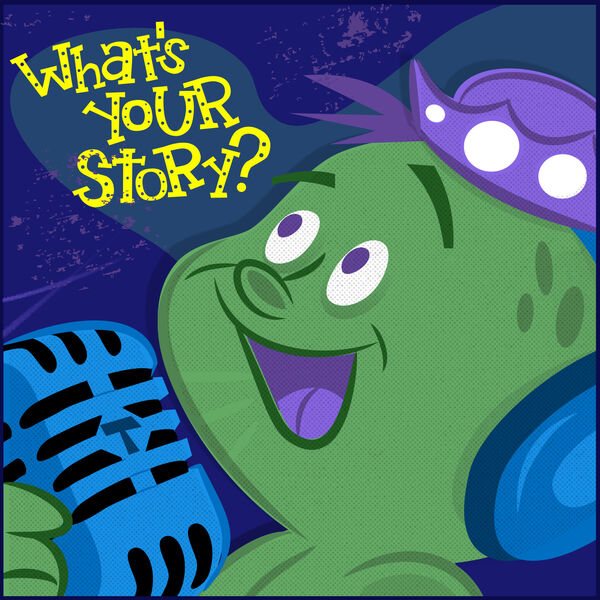 What's Your Story? Podcast Artwork Image