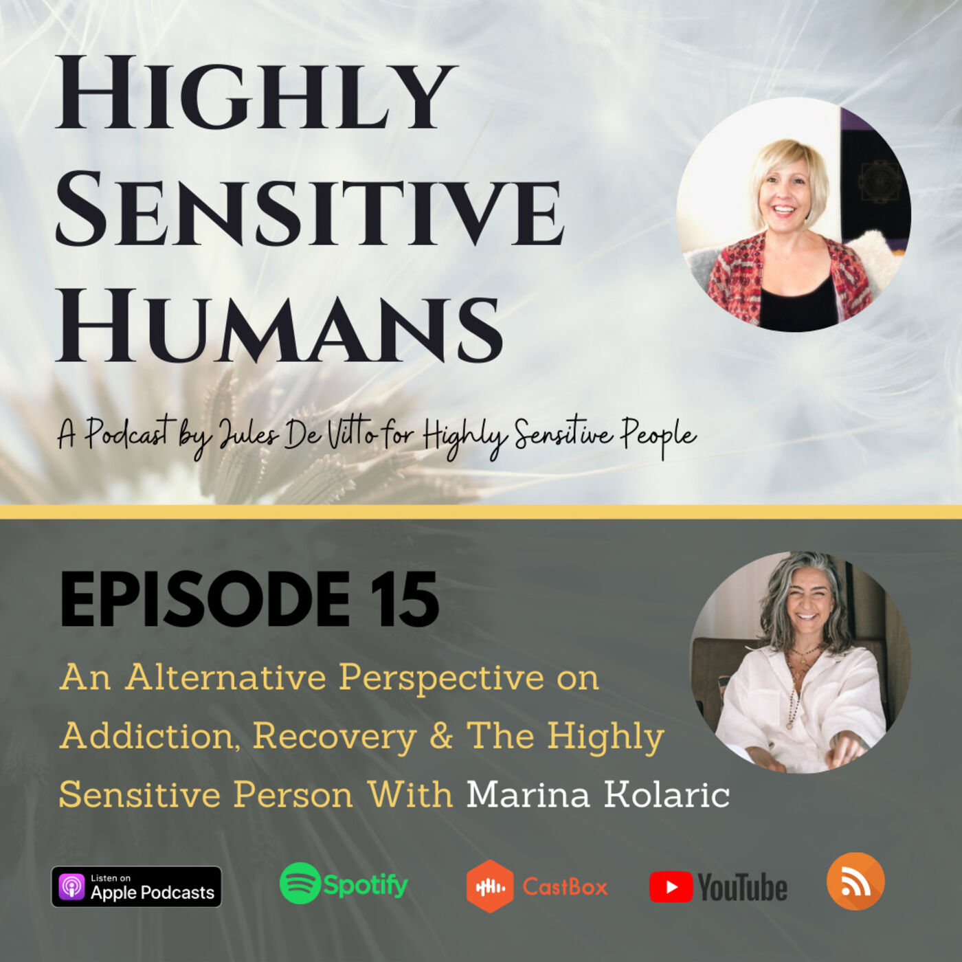 An Alternative Perspective on Addiction, Recovery & The Highly Sensitive Person