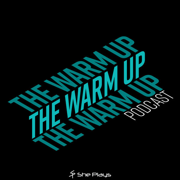 The Warm Up Podcast Artwork Image