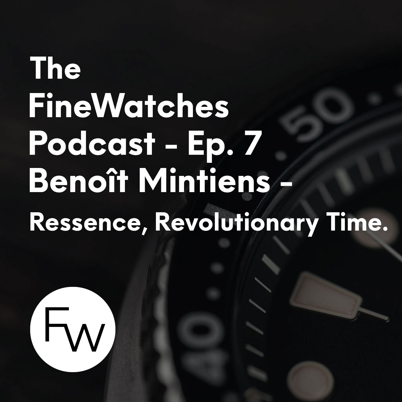 Ressence, Revolutionary Time. - Benoît Mintiens.