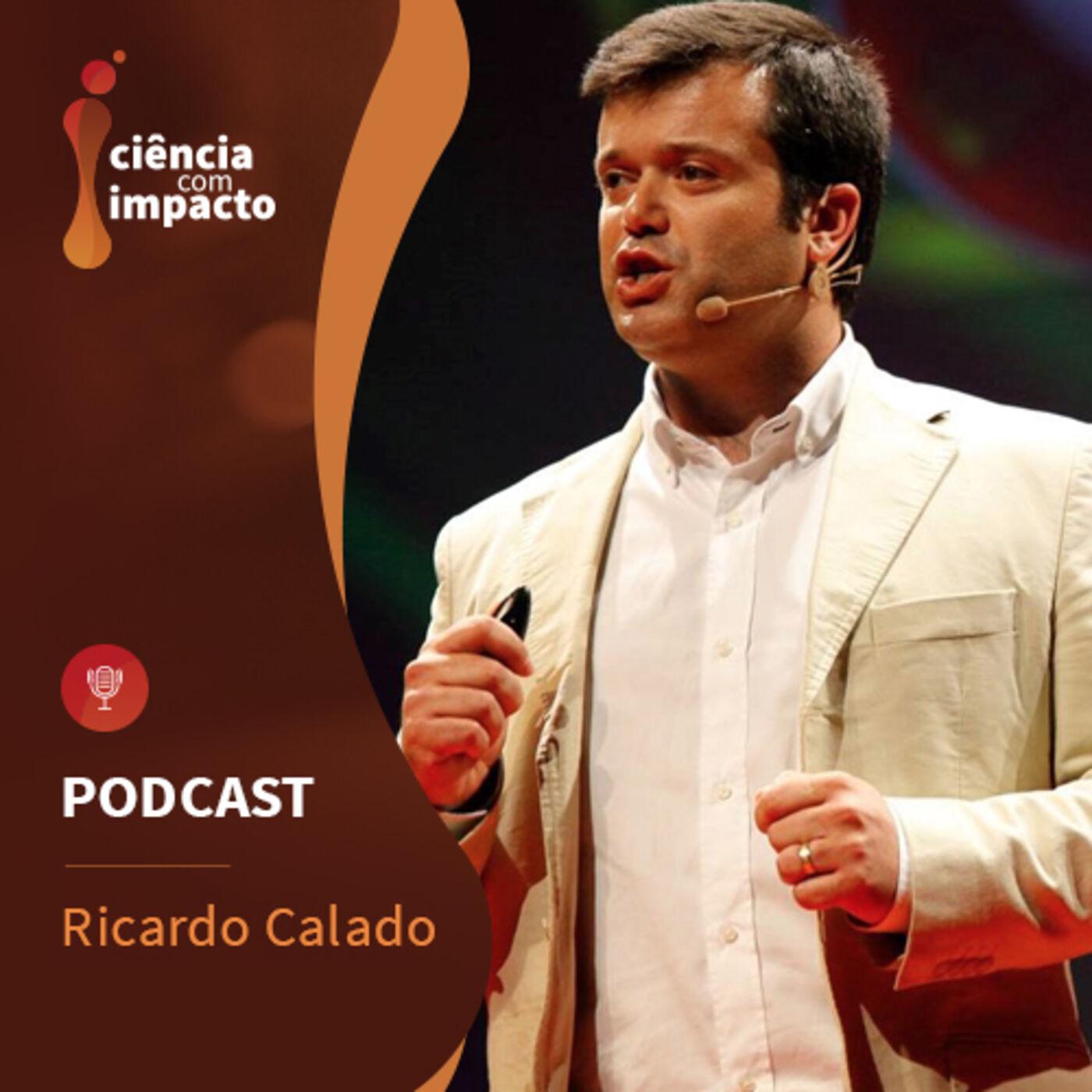 Podcast T1E3: Ricardo Calado - Economia Azul e Aquacultura Sustentável