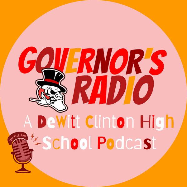 Governor's Radio Podcast Artwork Image