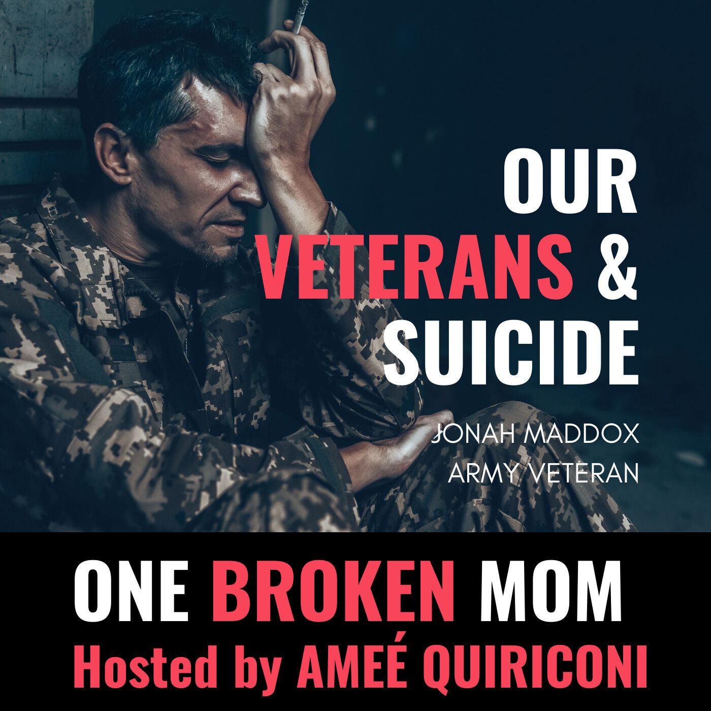 Our Veterans and Suicide with Jonah Maddox