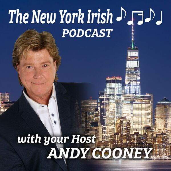 Andy Cooney's NY Irish Music Hour Podcast Artwork Image