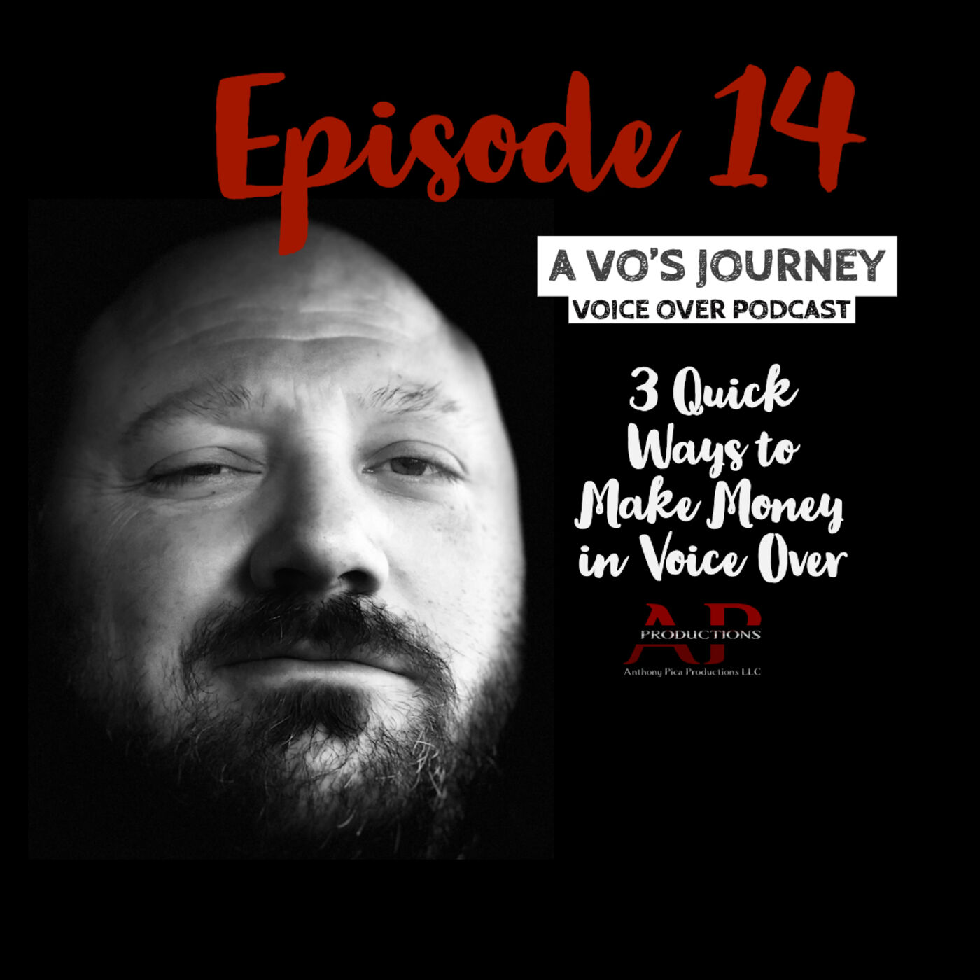 Ep. 14: 3 Quick Ways to Make Money in Voice Over
