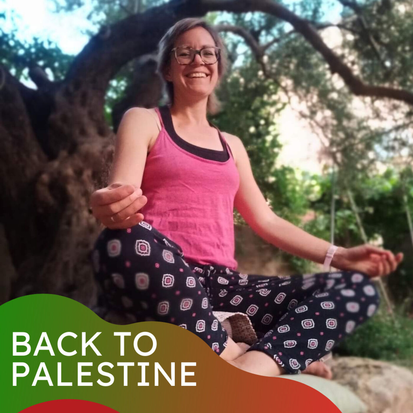Back to Palestine and why Palestine