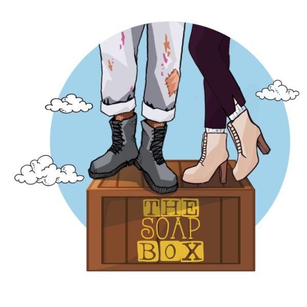 The SoapBox Podcast Artwork Image