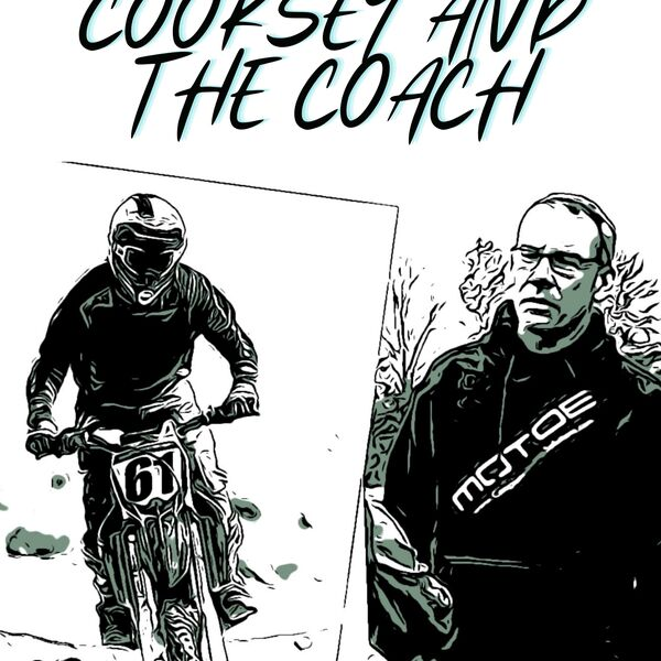 Cooksey and The Coach Podcast Artwork Image