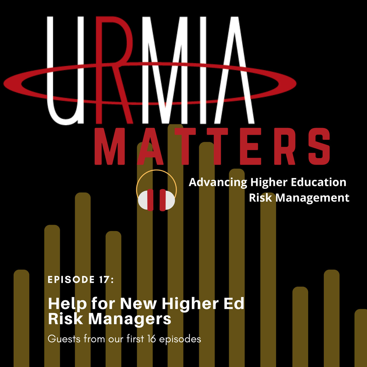 Episode 17: Help for New Higher Ed Risk Managers