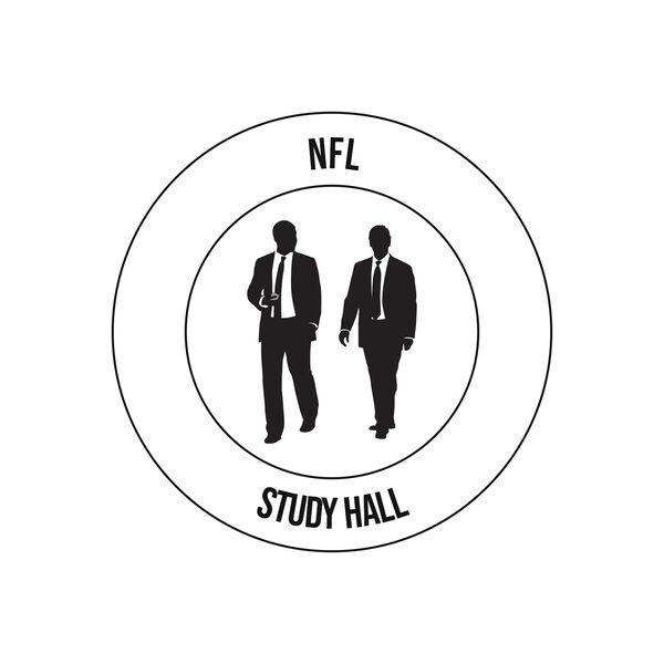 NFL Study Hall Podcast Artwork Image