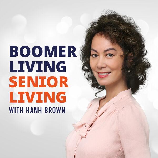 Boomer Living Senior Living Broadcast  Podcast Artwork Image