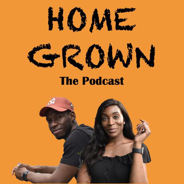 HomeGrown Podcast Artwork Image