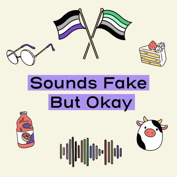 Sounds Fake But Okay Podcast Artwork Image