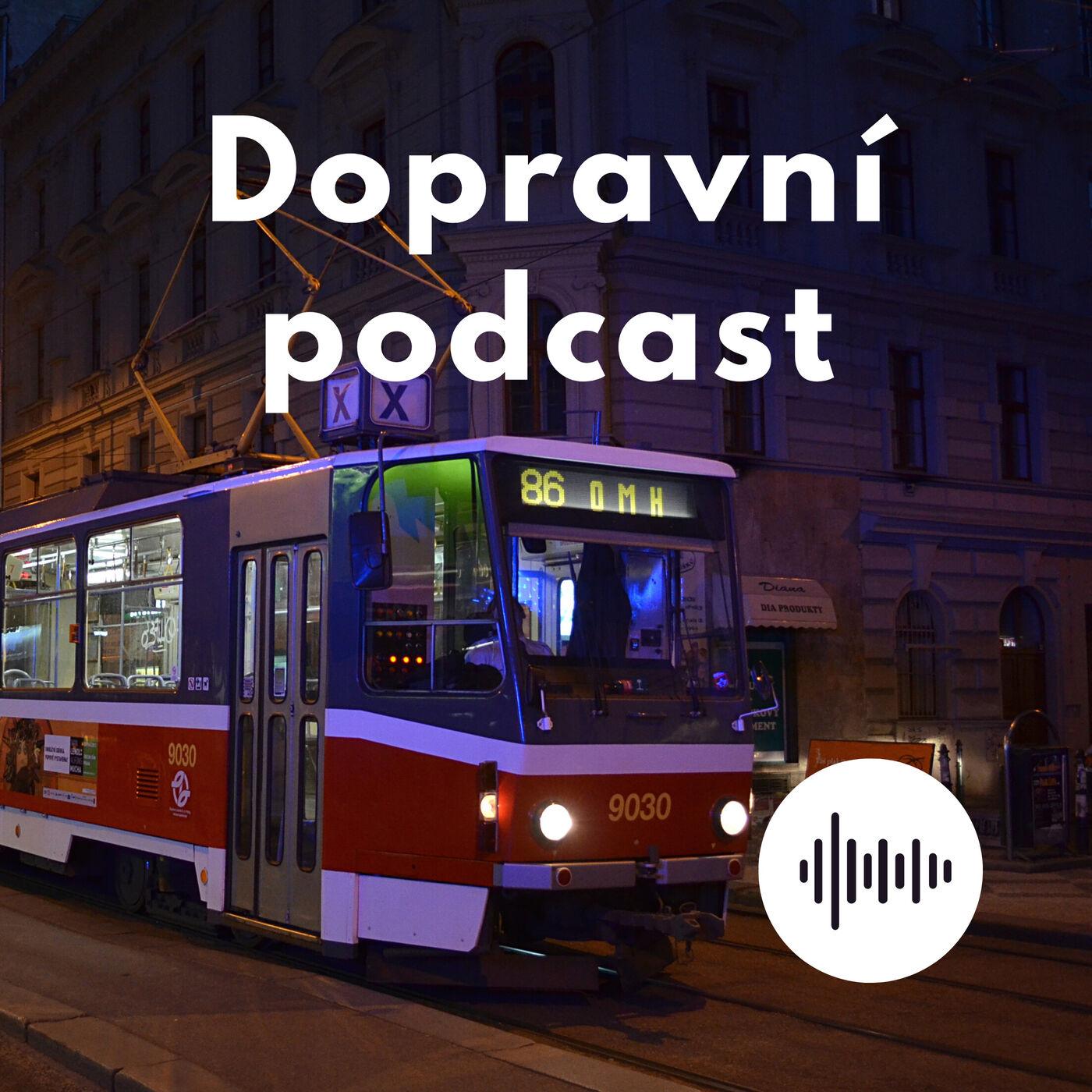 Dopravní podcast (85): ... s Matějem Stachem o petici proti novému vizuálu PIDu