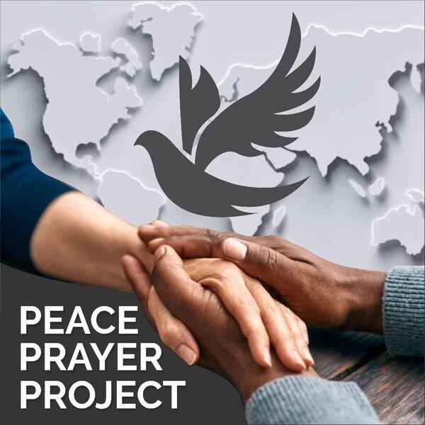 Peace Prayer Project Podcast Podcast Artwork Image