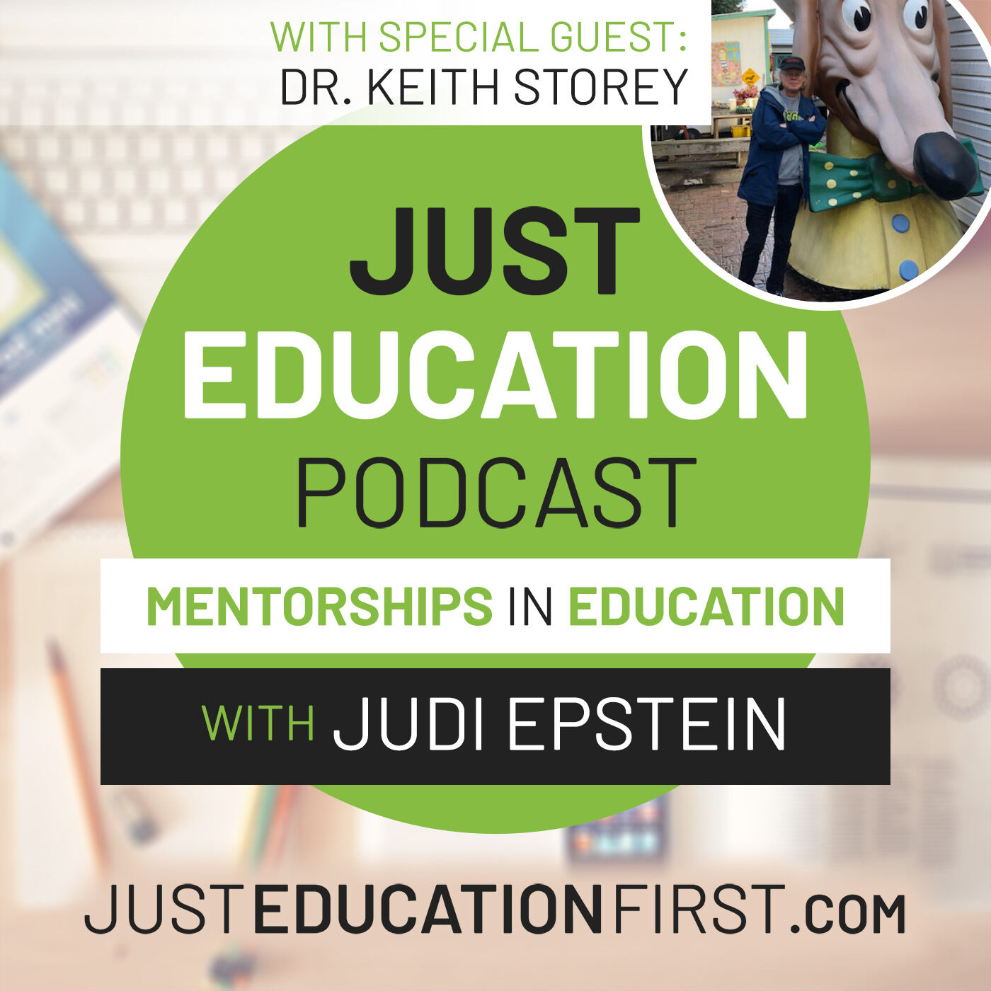 Episode 18 - Dr. Keith Storey | Different Paths to a Good Life