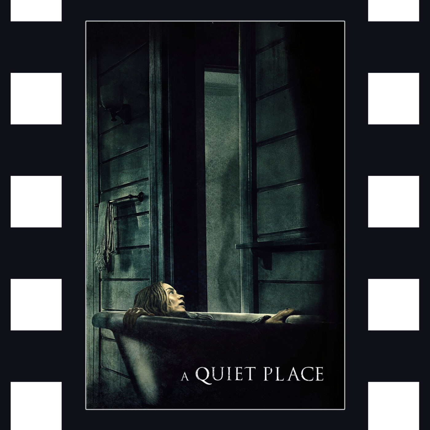 A Quiet Place - Efficient Mom Horror
