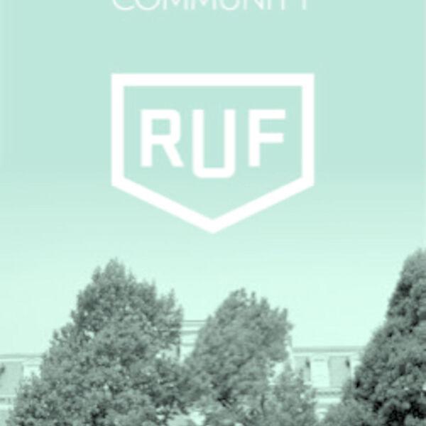 RUF Arkansas Podcast Artwork Image