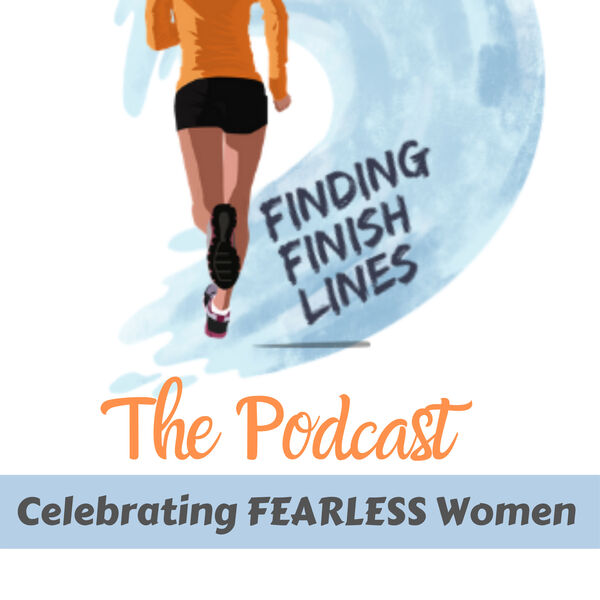 Finding Finish Lines Podcast Artwork Image