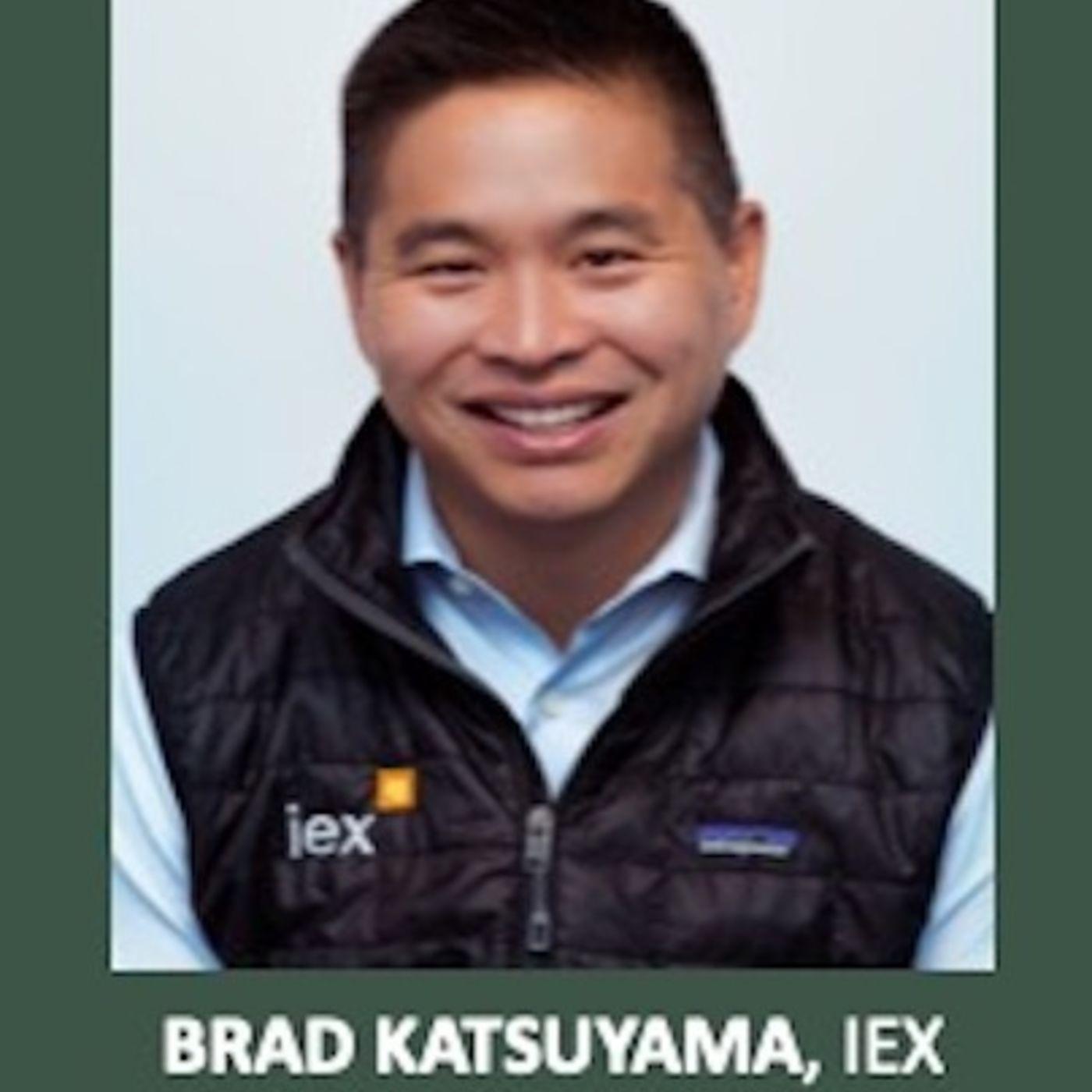 Launchcast - Ep. 5 Brad Katsuyama