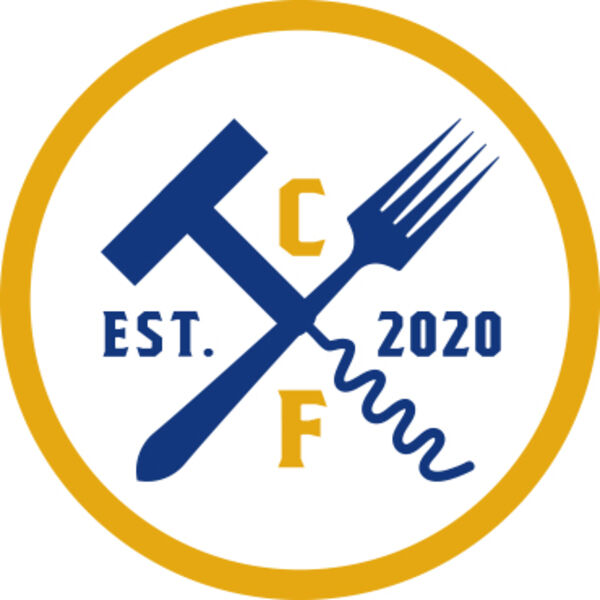Cork & Fork: A Northeastern Ohio Food and Beverage Experience Podcast Artwork Image