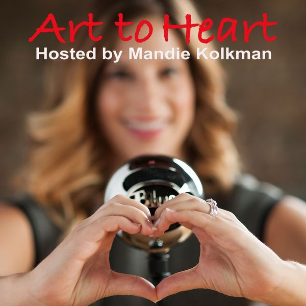 Art to Heart  Podcast Artwork Image