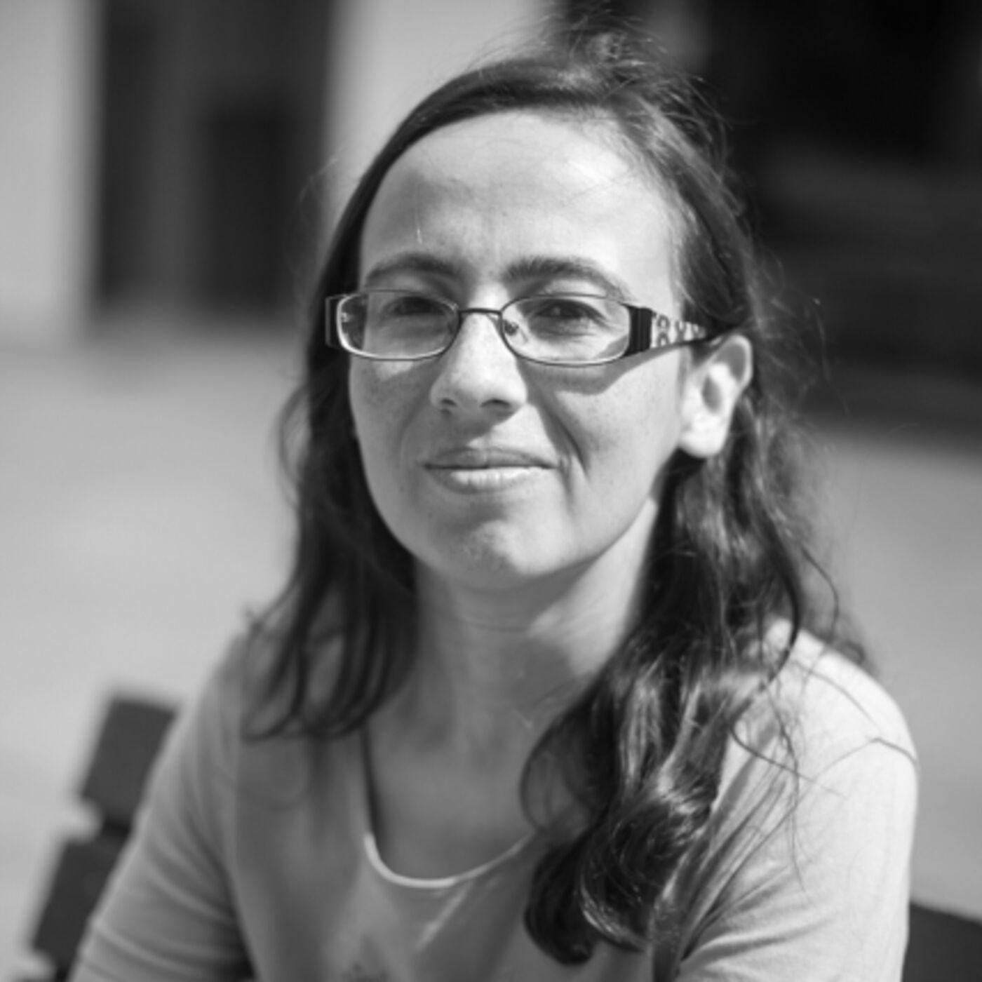 Xènia Dyakonova llegeix el poema 'Credo'