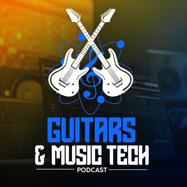 Guitars & Music Tech Podcast Artwork Image