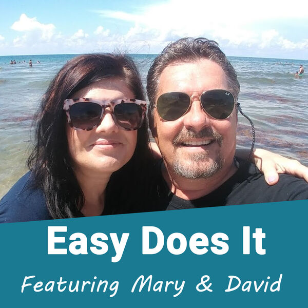 Easy Does It Podcast Artwork Image