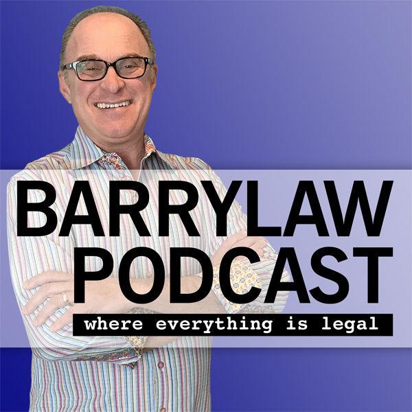 BarryLaw Podcast Podcast Artwork Image