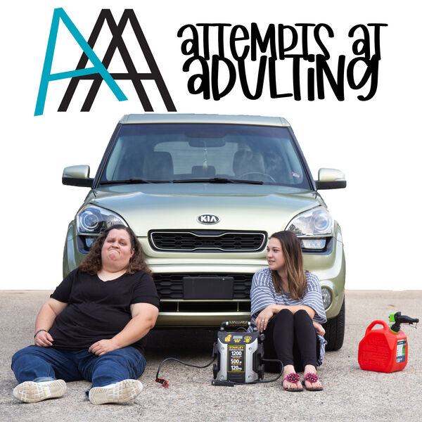 Attempts at Adulting Podcast Artwork Image