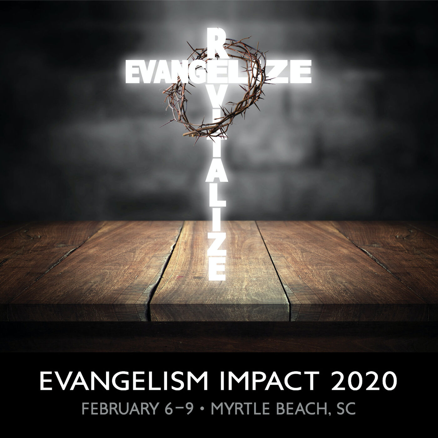 Evangelism IMPACT 2020 — Third General Session — Jesse Wilson