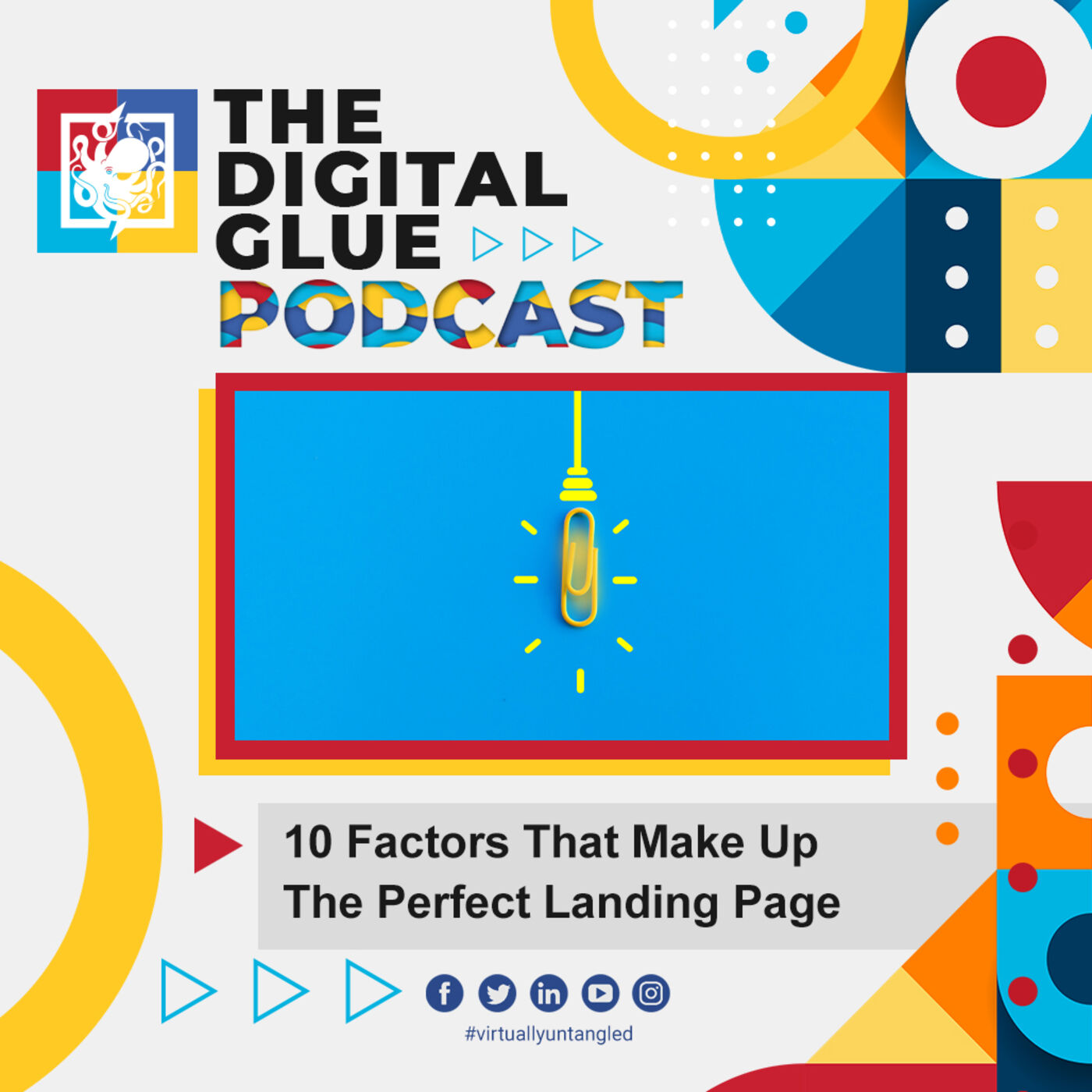 EP: 15 - 10 Factors That Make Up The Perfect Landing Page ...