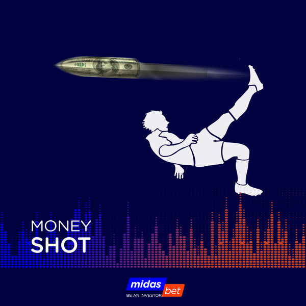 Midas Bet MoneyShot Podcast Artwork Image