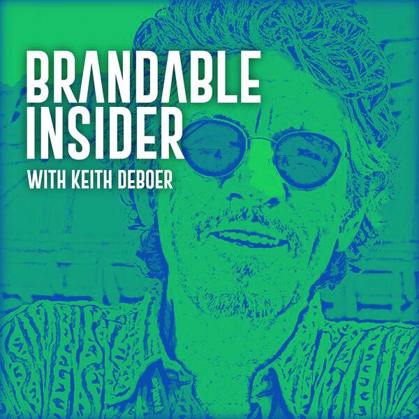 Brandable Insider Domain Review  Podcast Artwork Image