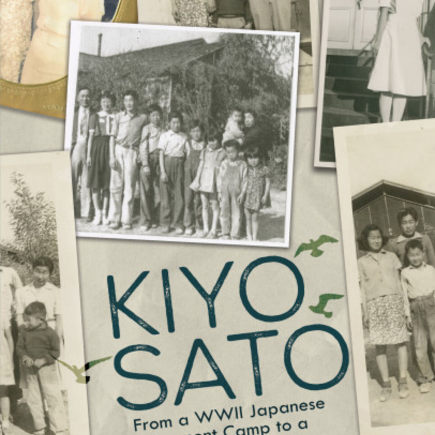 Author Interview: Connie Goldsmith, author of Kiyo Sato