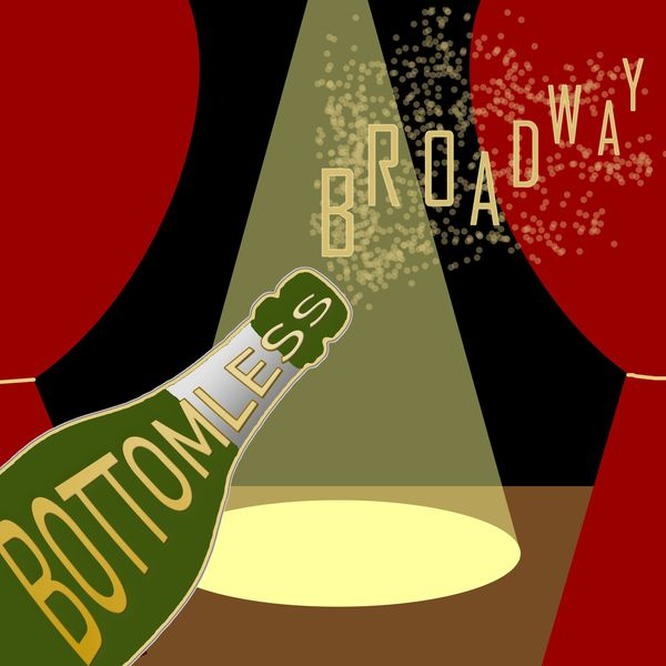 Bottomless Broadway Podcast Artwork Image