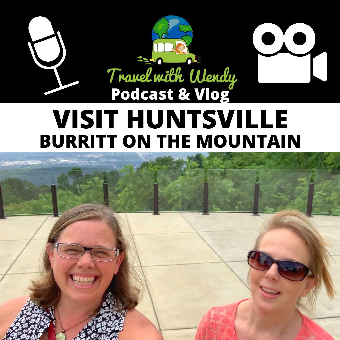 #25 VISIT Huntsville - Burritt on the Mountain