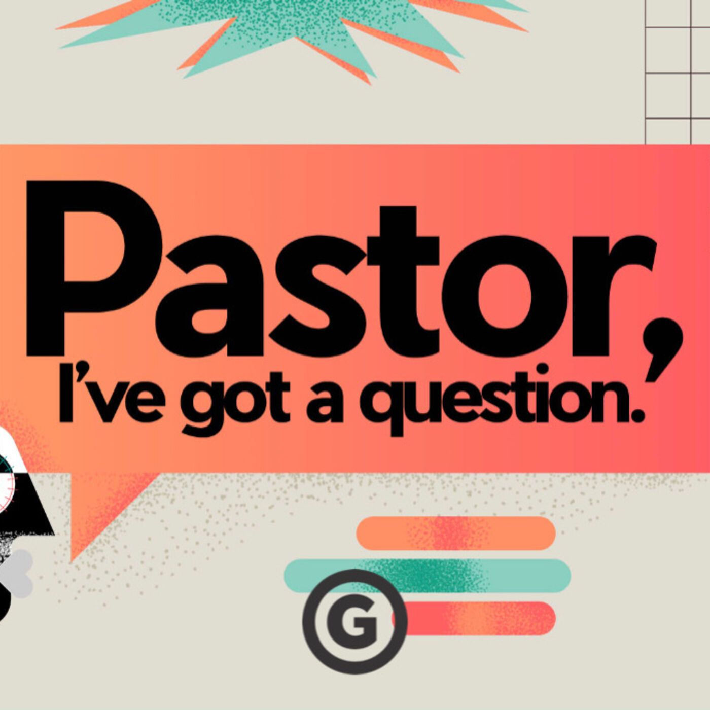 Pastor, I've Got A Question Series: Down BUT NOT Out