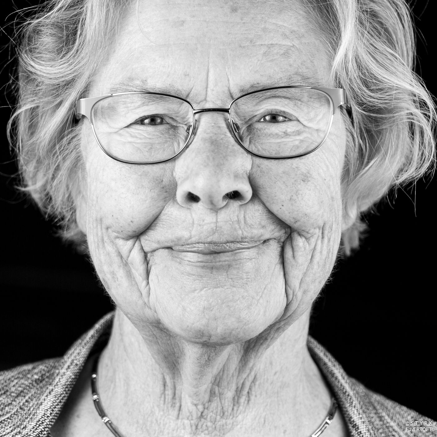 ANNE JORONN SÆTRE: Far Dyre Vaa var ein glad mann