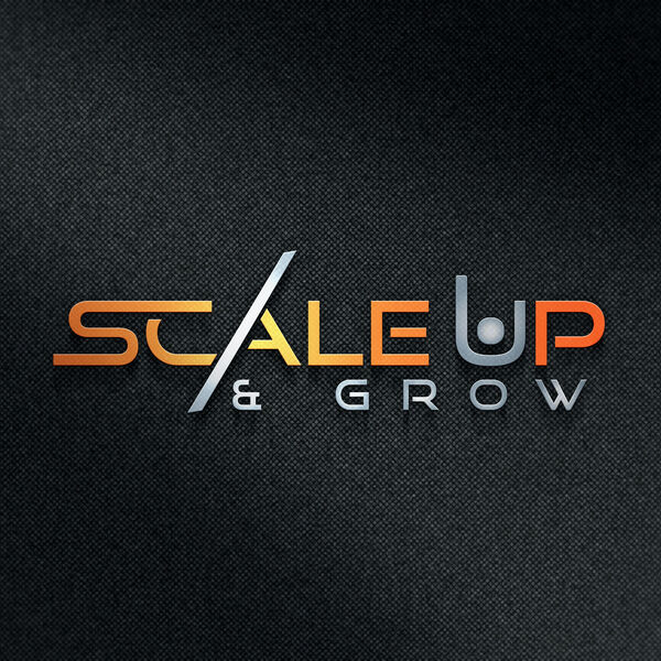 Scale UP & Grow Podcast Artwork Image