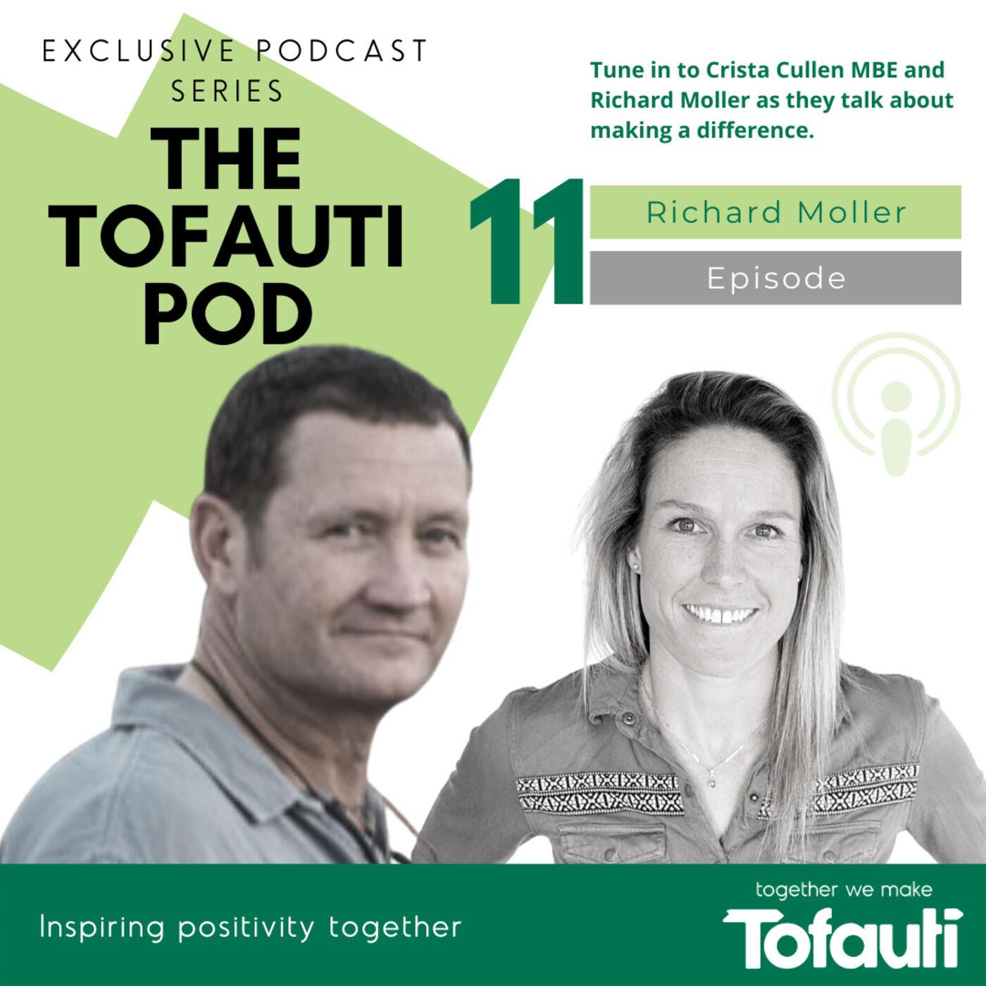 Episode Eleven - Richard Moller,  Tsavo Trust CEO