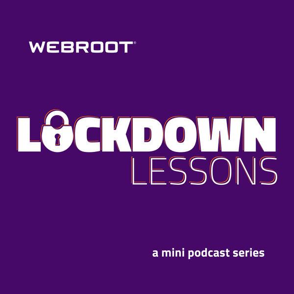Lockdown Lessons Podcast Artwork Image