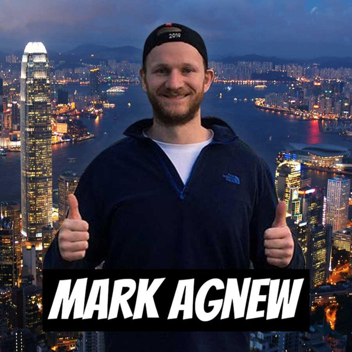 #120 - Mark Agnew | Hong Kong Trail Running, Ocean Rowing, Sports Journalism | Intro with Tim Dunham [ENGLISH EPISODE]