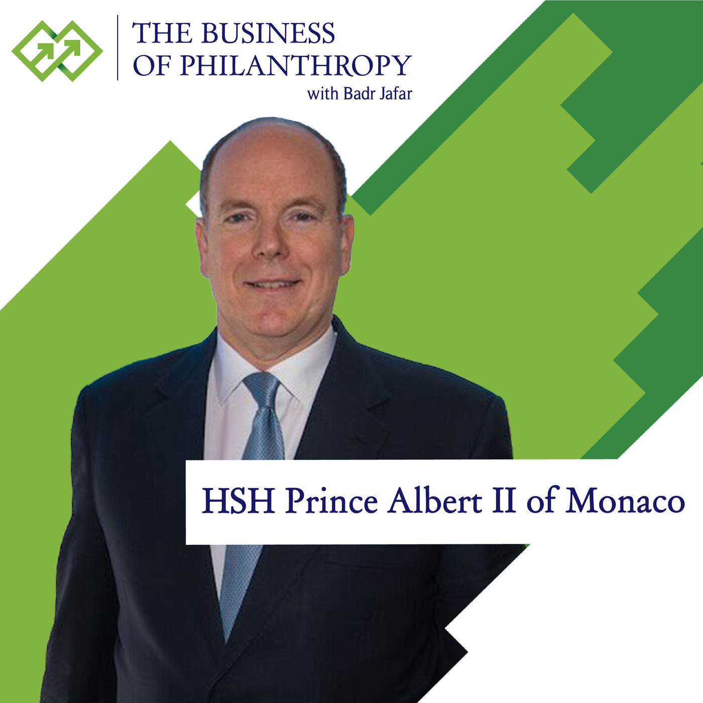 HSH Prince Albert II of Monaco; A Conversation with Badr Jafar