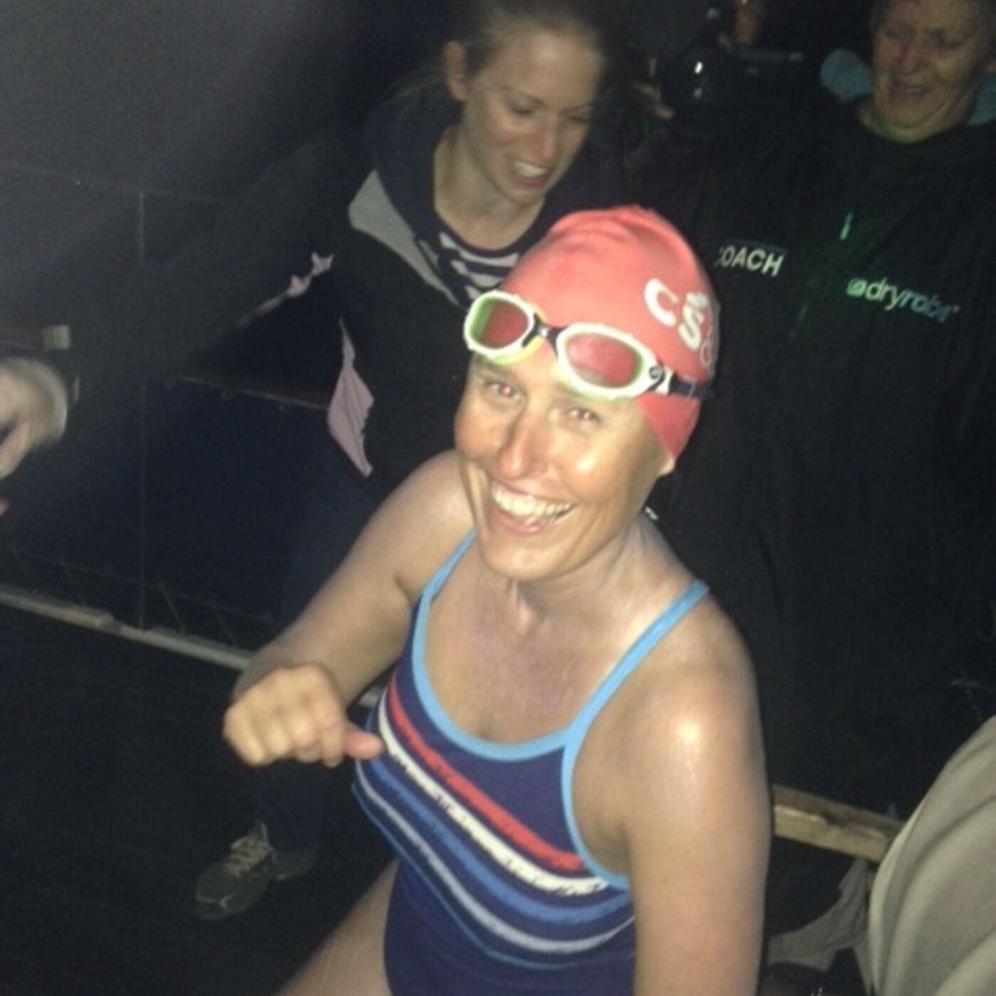 Jessica Hepburn's Marathon Swim Story