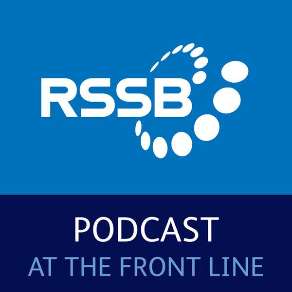 RSSB at the Front Line Podcast Artwork Image
